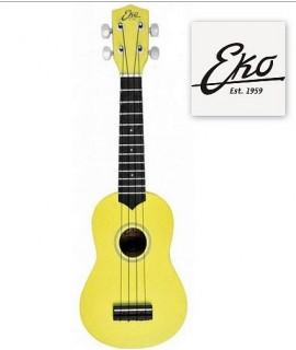 Eko Ukulele Primo Soprano Yellow