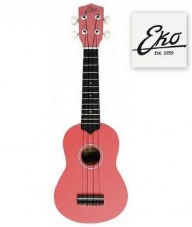 Eko Ukulele Primo Soprano Pink