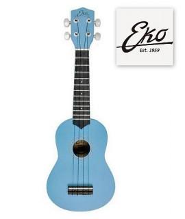 Eko Ukulele Primo Soprano Blue