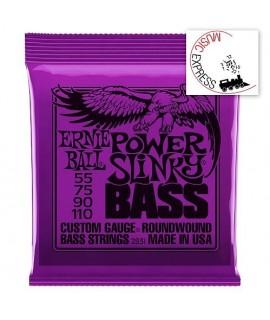 Ernie Ball 2831 Power Slinky Bass 55/110