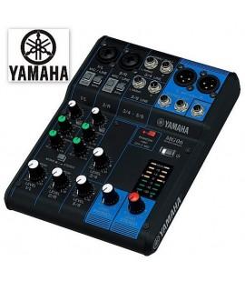 Yamaha MG06 Mixer Analogico