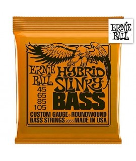 Ernie Ball 2833 Bass Hybrid Slinky 45/105