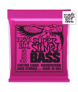 Ernie Ball 2834 Bass Super Slinky 45/100