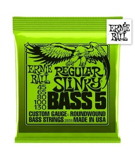Ernie Ball 2836 Bass5 Regular Slinky 45/130