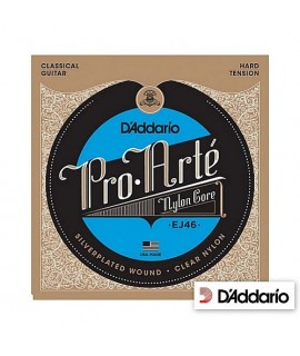 D'Addario EJ46 Pro-Arté Hard Tension