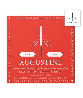 Augustine Rosse Media Tensione