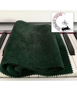 Panno Copritastiera per Pianoforte - Verde