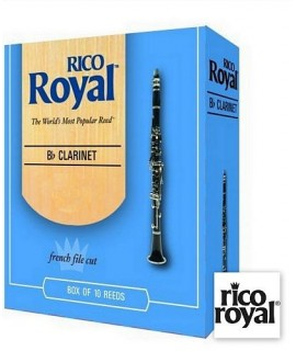Rico Royal 1.5 Clarinetto Si Bemolle