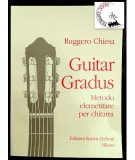 Chiesa - Guitar Gradus - Metodo Elementare per Chitarra