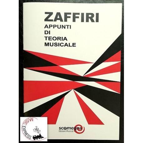 Zaffiri - Appunti di Teoria Musicale