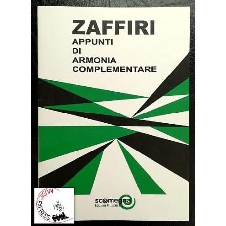 Zaffiri - Appunti di Armonia Complementare