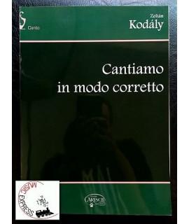 Kodaly - Cantiamo in Modo Corretto