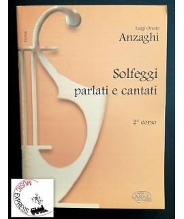 Anzaghi - Solfeggi Parlati e Cantati 2° Corso