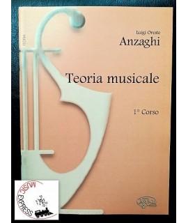 Anzaghi - Teoria Musicale Primo Corso