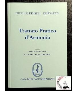Rimskij-Korsakov - Trattato Pratico d'Armonia