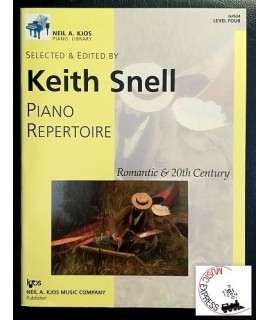 Snell - Piano Repertoire Level Four - Romantic & 20th Century