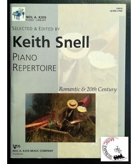 Snell - Piano Repertoire Level Five - Romantic & 20th Century