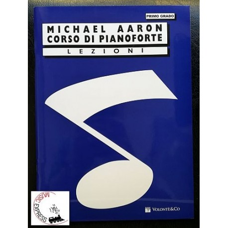 Aaron - Corso di Pianoforte Primo Grado