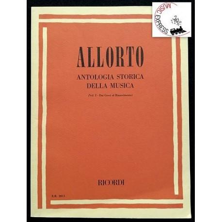 Allorto - Antologia Storica della Musica Vol. 1