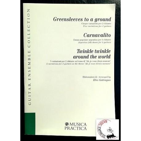 Vari - Greensleeves To A Ground, Carnavalito, Twinkle Twinkle Around The World
