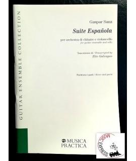Sanz - Suite Espanola