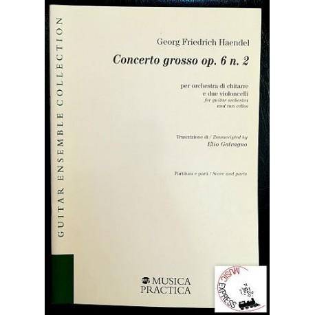 Händel - Concerto Grosso Op. 6 n. 2