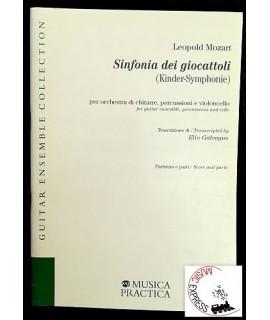 Mozart - Sinfonia dei Giocattoli