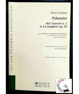 Giuliani - Polonaise dal Concerto in La Maggiore Op. 30