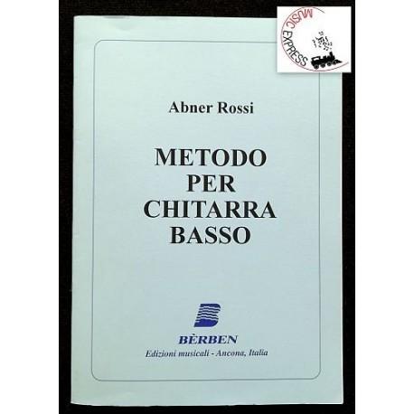 Rossi - Metodo per Chitarra Basso