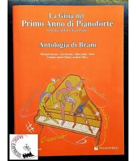 Agay - La Gioia del Primo Anno di Pianoforte - Antologia di Brani