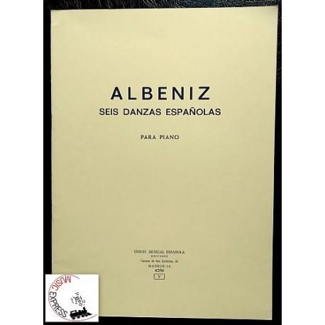 Albeniz - Seis Danzas Espanolas Para Piano