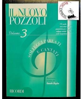 Il Nuovo Pozzoli - Solfeggi Parlati e Cantati Volume 3