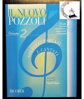 Il Nuovo Pozzoli - Solfeggi Parlati e Cantati Volume 2