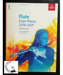 Flute Exam Pieces 2018-2021 ABRSM Grade 1