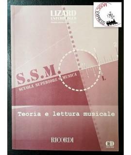 S.S.M. Scuola Superiore di Musica - Teoria e Lettura Musicale - Lizard-Unterberger