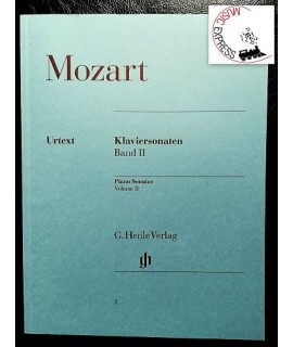 Mozart - Klaviersonaten Band II