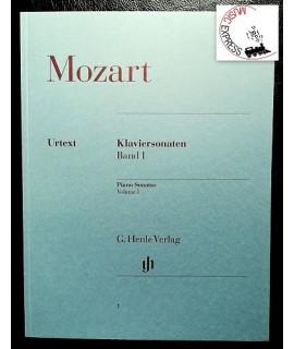 Mozart - Klaviersonaten Band I
