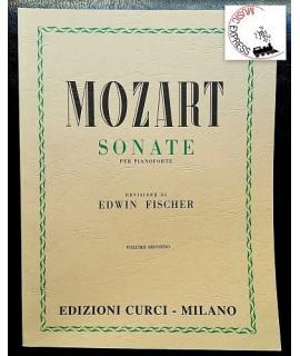 Mozart - Sonate per Pianoforte Volume Secondo