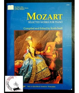 Mozart - Selected Works for Piano