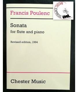 Poulenc - Sonata for Flute and Piano