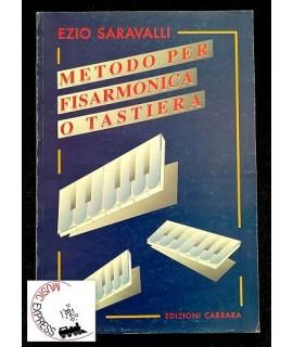 Saravalli - Metodo per Fisarmonica o Tastiera