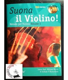 East-Morris-Richardson - Suona il Violino! - Metodo per Violino Volume 1