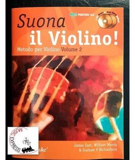 East-Morris-Richardson - Suona il Violino! - Metodo per Violino Volume 2
