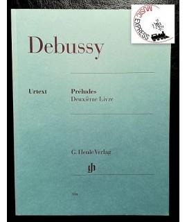 Debussy - Préludes Deuxième Livre