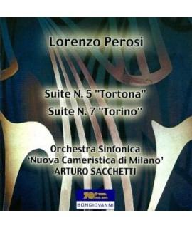 Lorenzo Perosi - Suite N.5 Tortona, Suite N.7 Torino