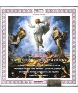 Perosi - La Trasfigurazione Di Cristo