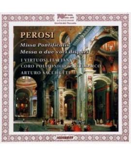 Lorenzo Perosi - Missa Pontificalis, Missa a 2 Voci Dispari