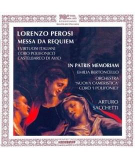 Lorenzo Perosi - In Patris Memoriam, Messa Da Requiem