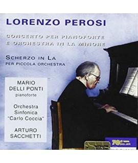 Lorenzo Perosi - Concerto per Pianoforte e Orchestra