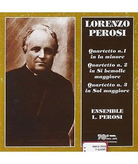 Lorenzo Perosi - Quartetti n. 1, 2, 3